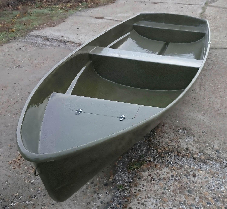 Изготовление лодки пластиковой