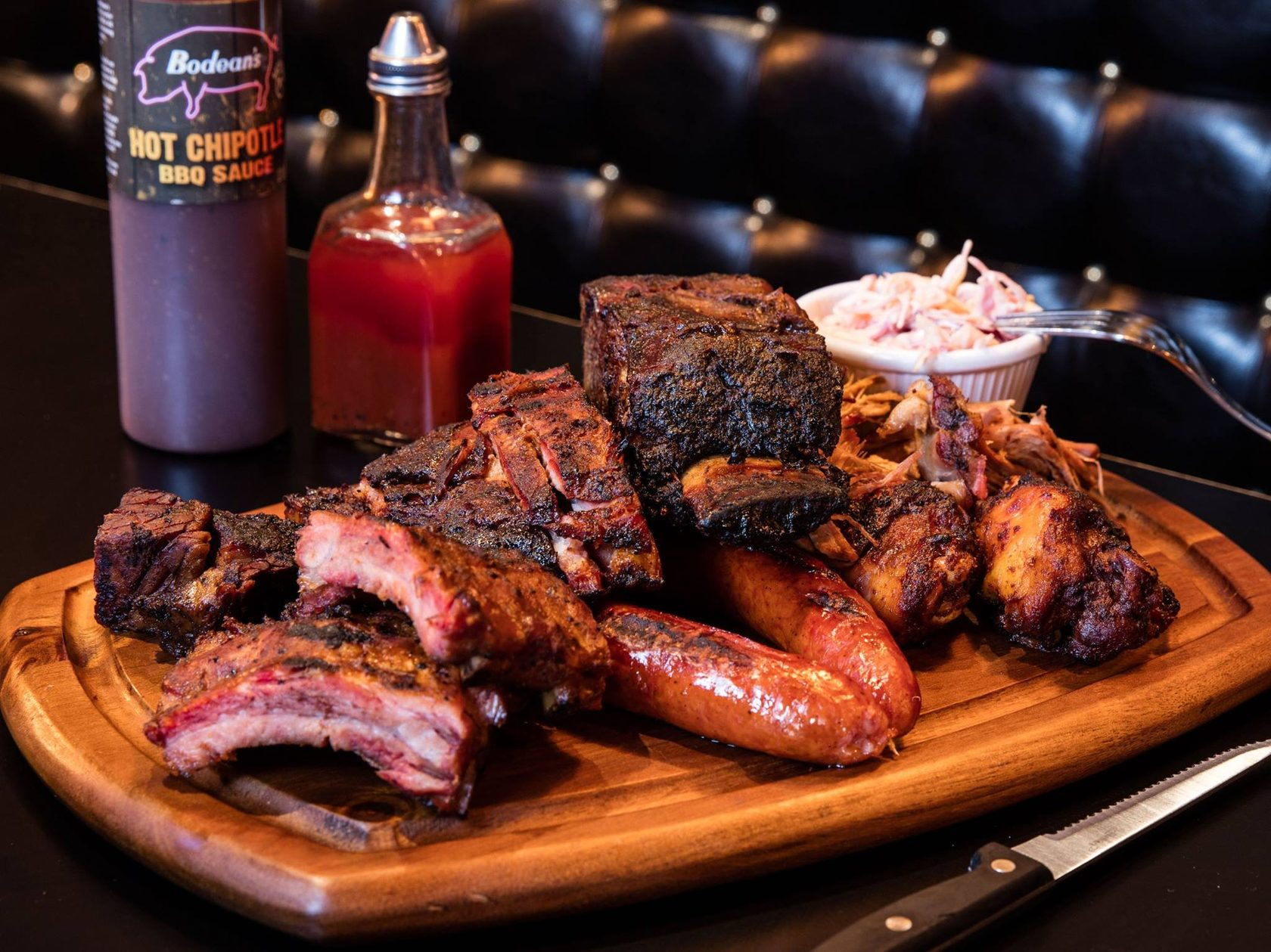 Bodeans BBQ Fulham
