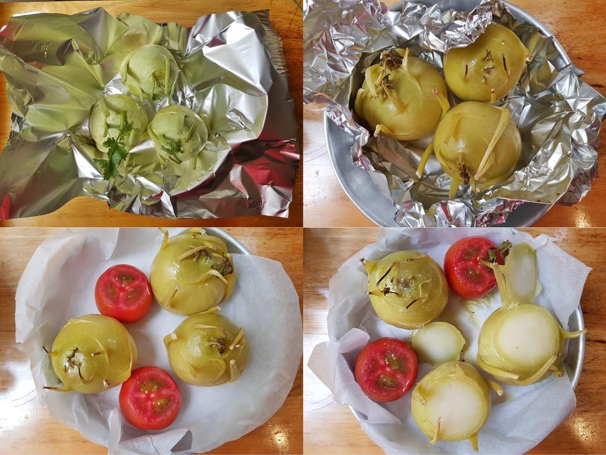 Рецепт кольраби в духовке. Вкусный Израиль.