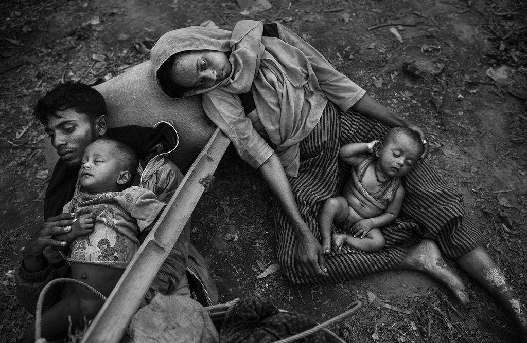Снимок с премии World Press Photo