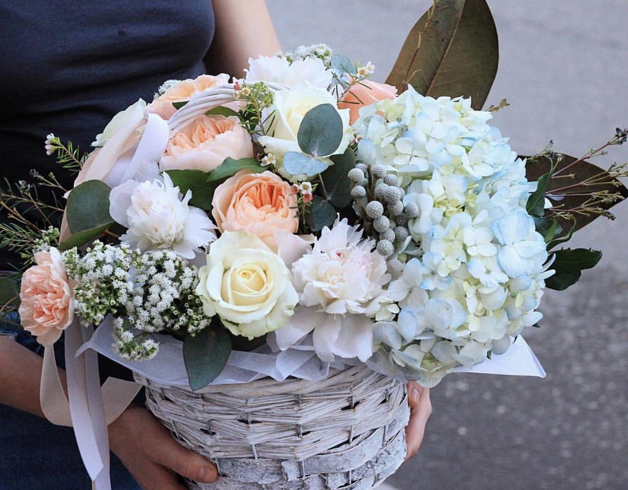 Где купить дешевле цветы в казани