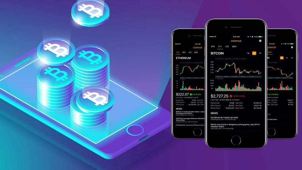 Cryptocurrency Apps Development: Exchange, Wallet, or Tracker for You