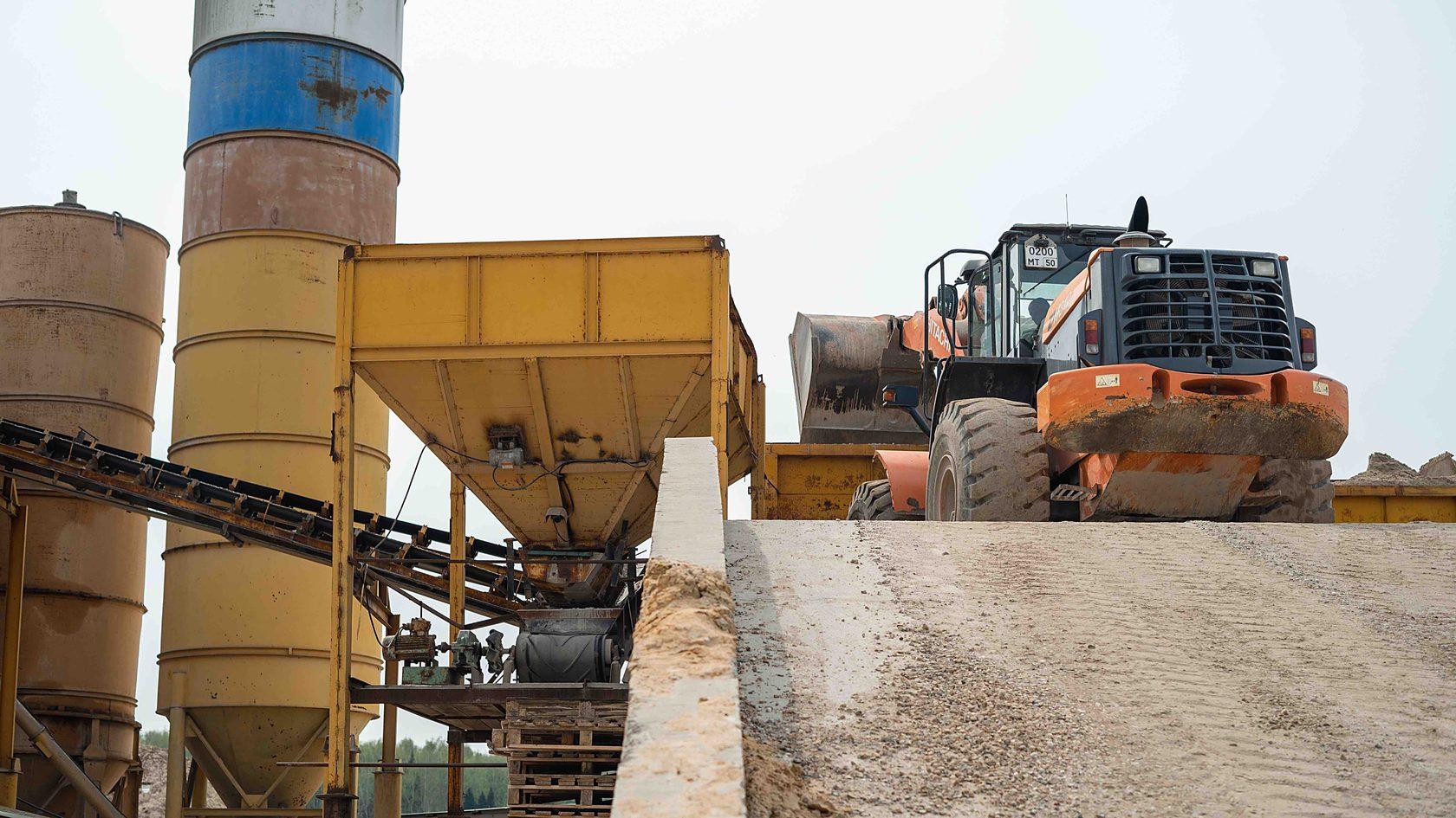 Заказать бетон в домодедовском районе рассчитать пропорции бетонной смеси