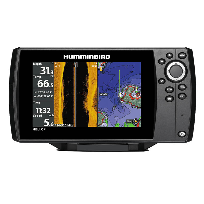 HELIX 7x CHIRP SI GPS G2N