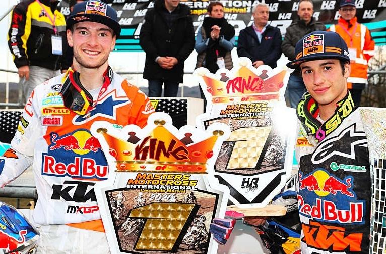 «Masters of Motocross» во Франции перенесен на 2022 год