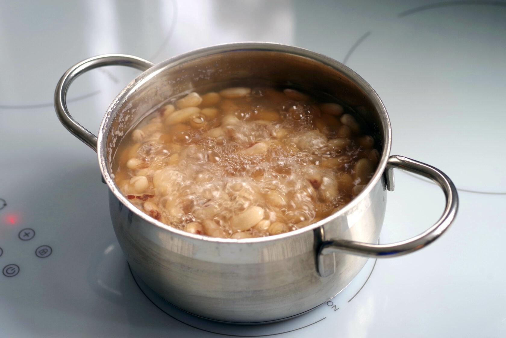 Защо и как да готвим белен боб Krina