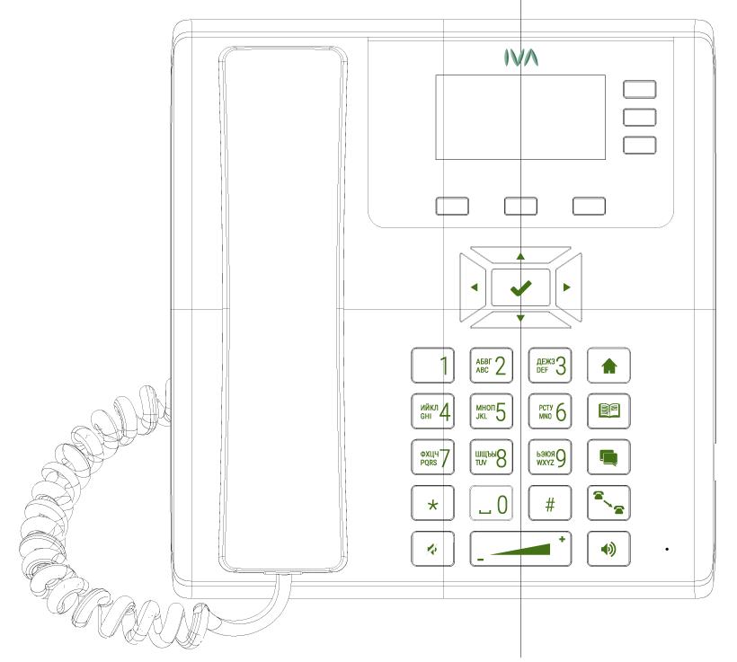 Векторную графику для кнопок IP-телефона тоже разрабатывал Формлаб