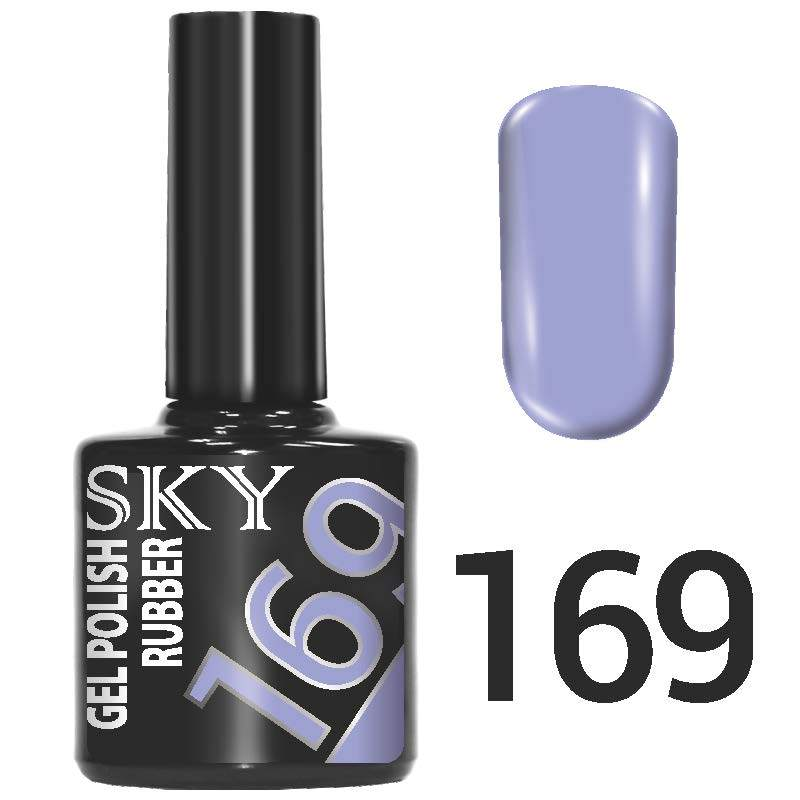 Sky gel №169