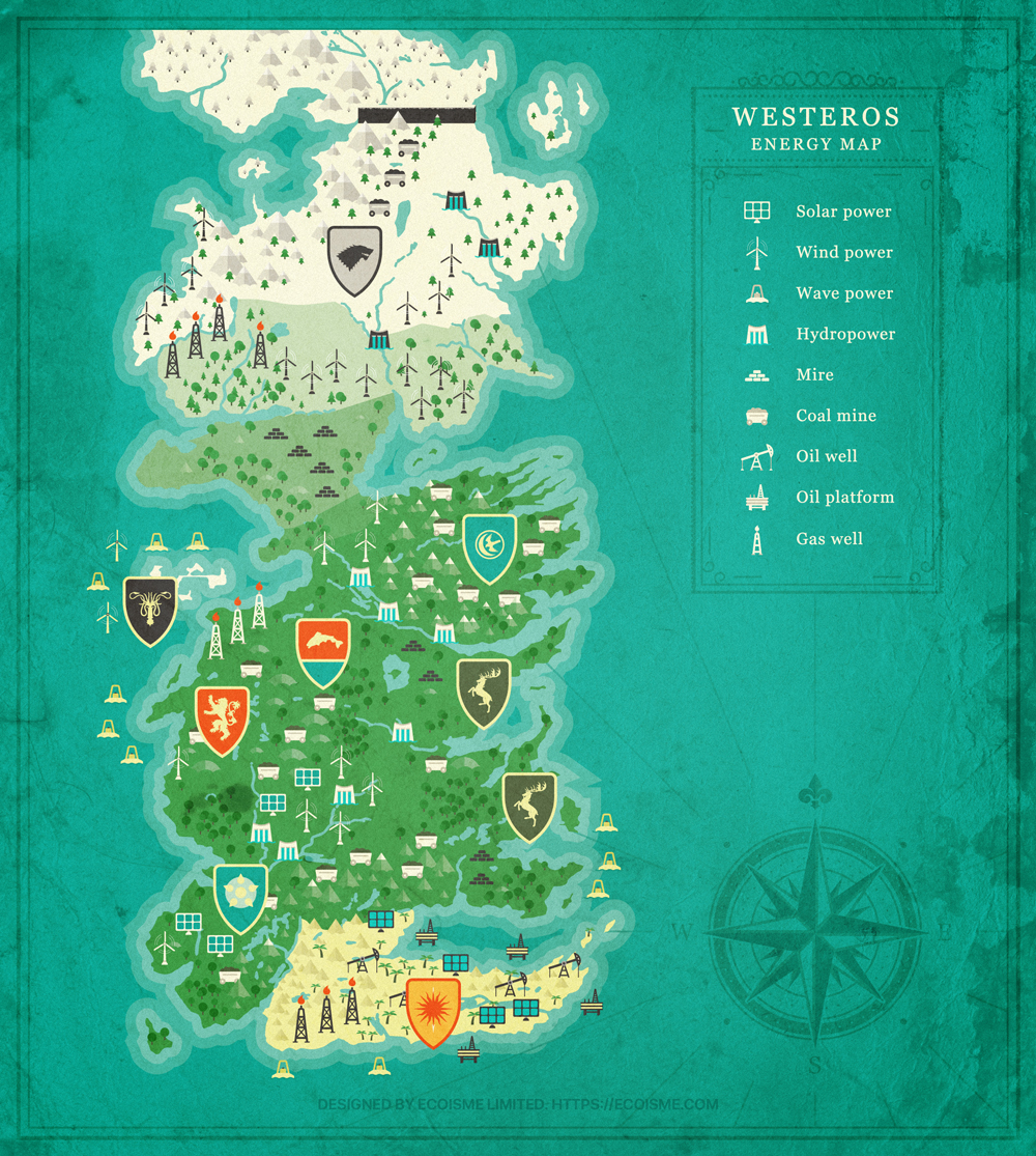 Article - energy map of westeros shows who is the strongest