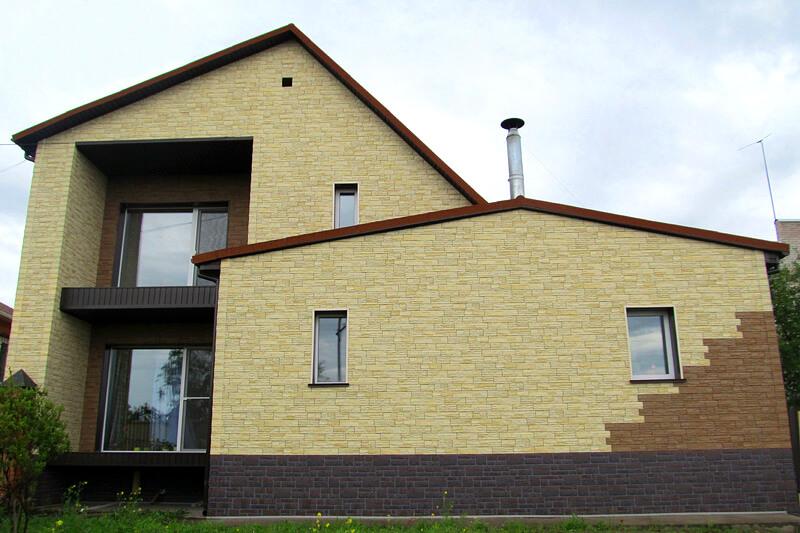Фасадные панели стейн фото