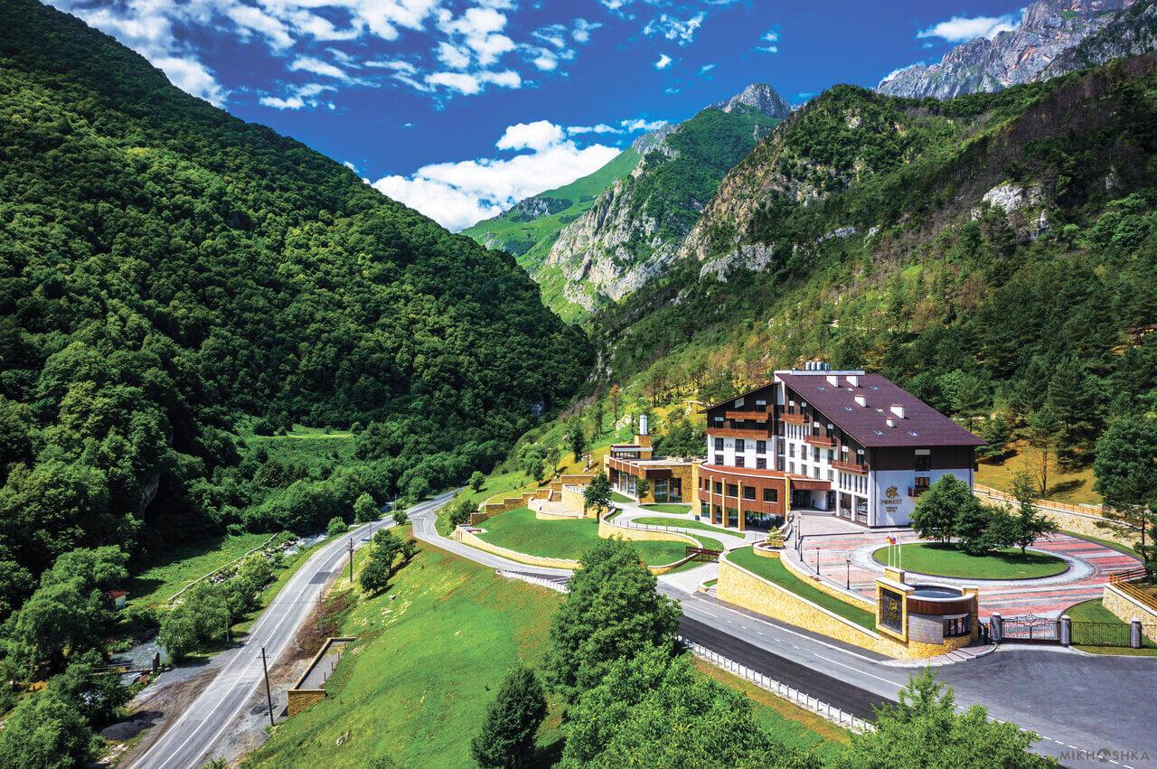 отель Forrest Северная Осетия