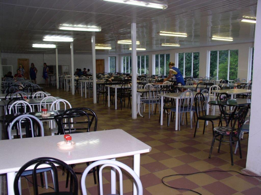 Столовая в комплексе Лагуна, Лермонтово