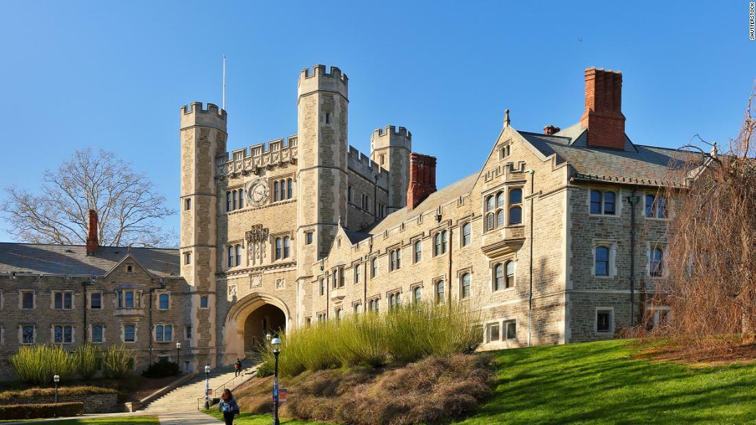 чем отличается принстонский университет