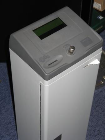 Мобильный автомат по продаже билетов