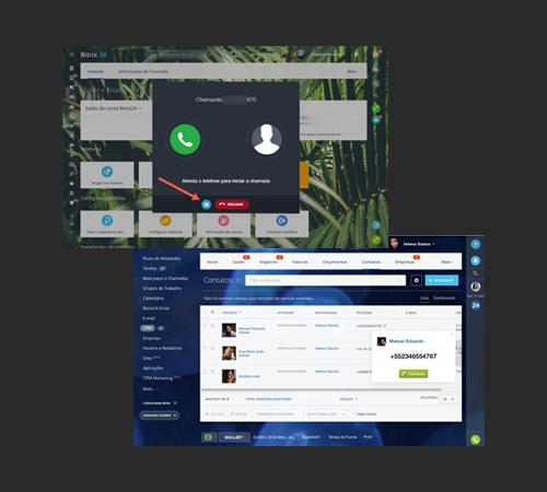 Integração de telefonia clound ao Bitrix24   Bytebio