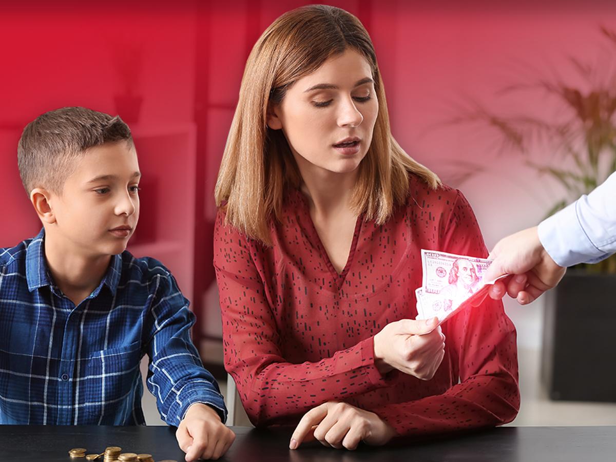 Как получить помощь детям, родители которых уклоняются от уплаты алиментов?