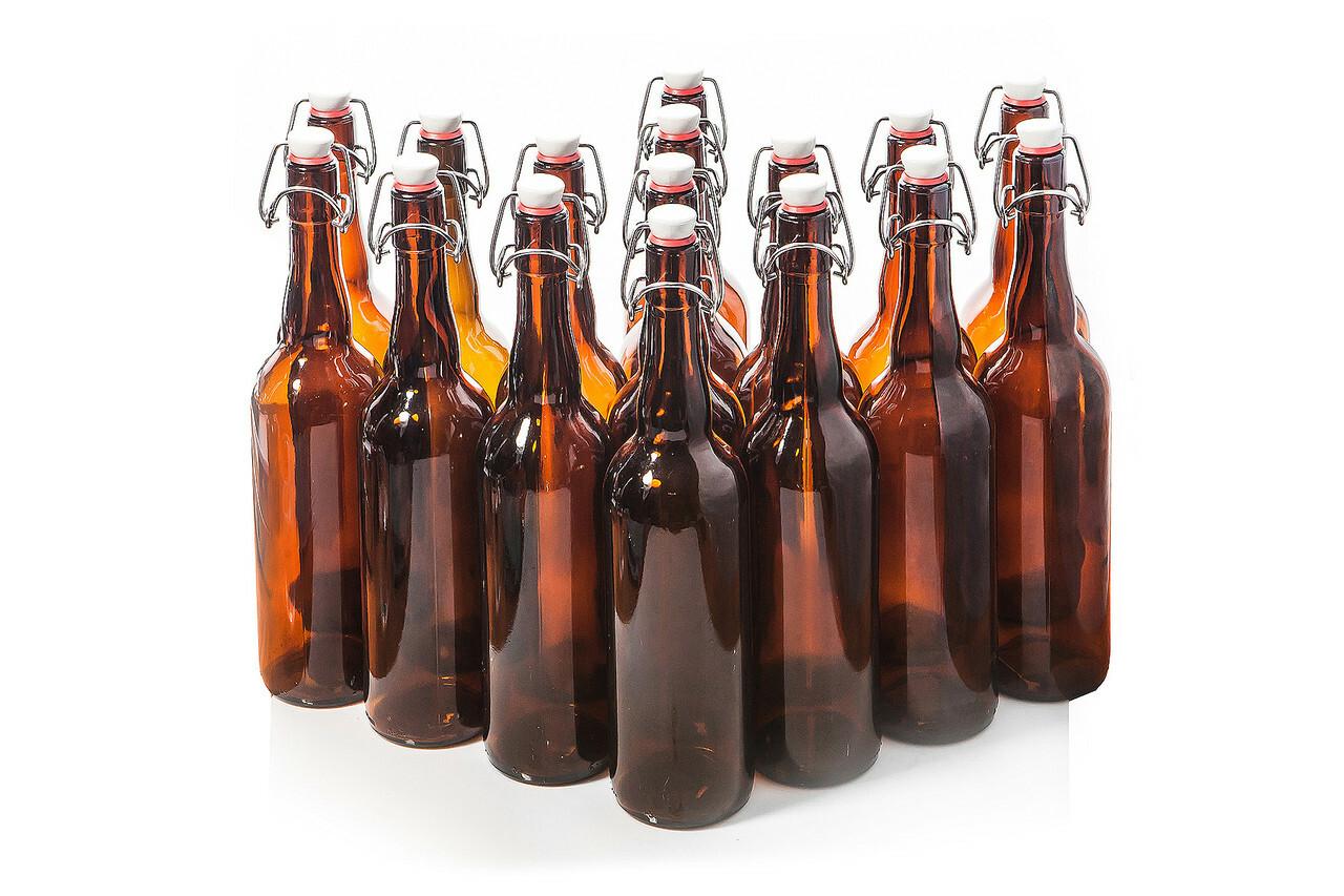 Сфера применения бутылок с бугельной пробкой