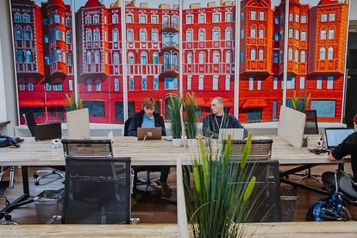 Преимущества работы в коворкинге Ясная поляна в Петербурге
