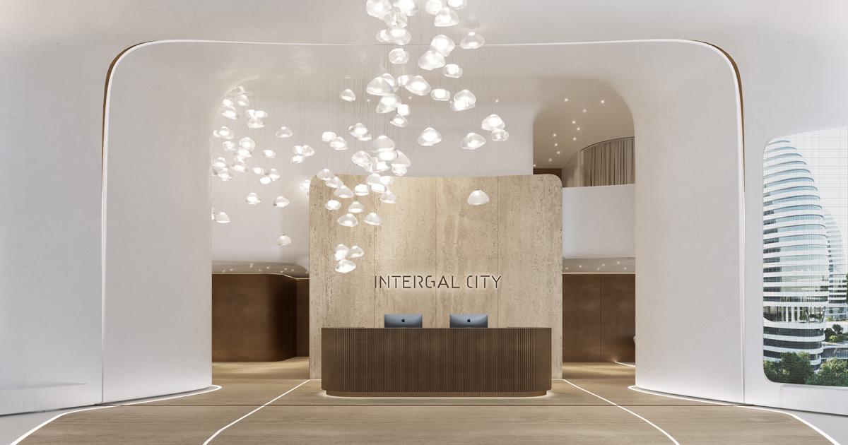 Відбулася презентація концепції дизайну інтер'єрних рішень багатофункціонального комплексу преміумкласу INTERGAL CITY