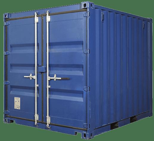 морской контейнер 10 футов