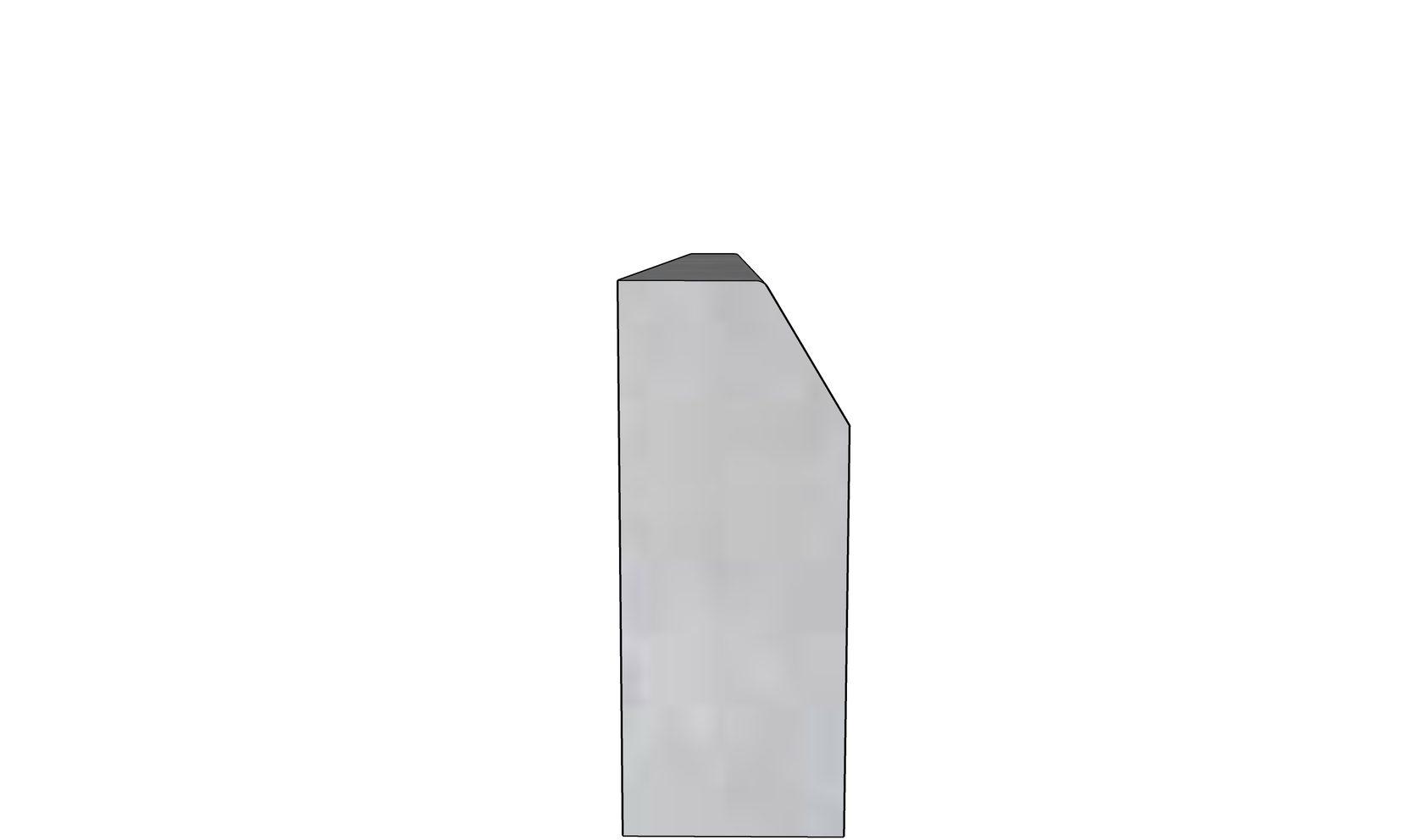 Бордюрный камень БР-100-20-8