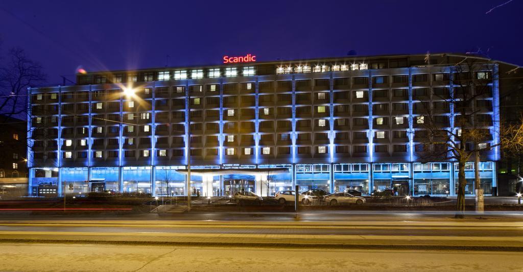 Отель Scandic Park в Хельсинки