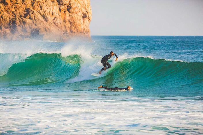 лето в Португалии
