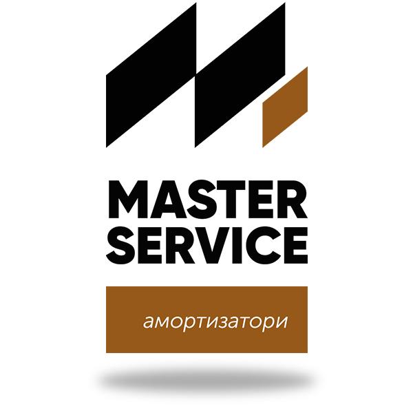Логотип Master Service амортизатори