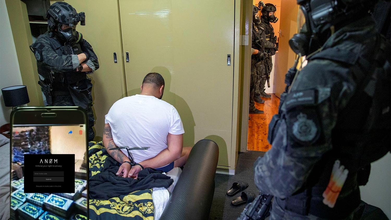 ФБР и полиция Австралии «за парой кружек пива» придумали, как поймать участников мафиозных кланов