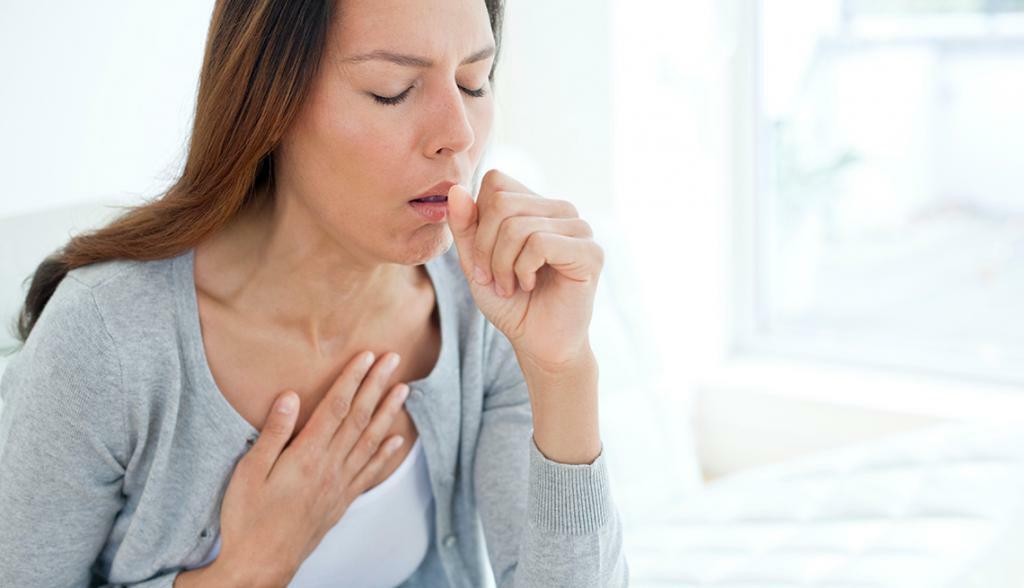 Болит горло при пневмонии