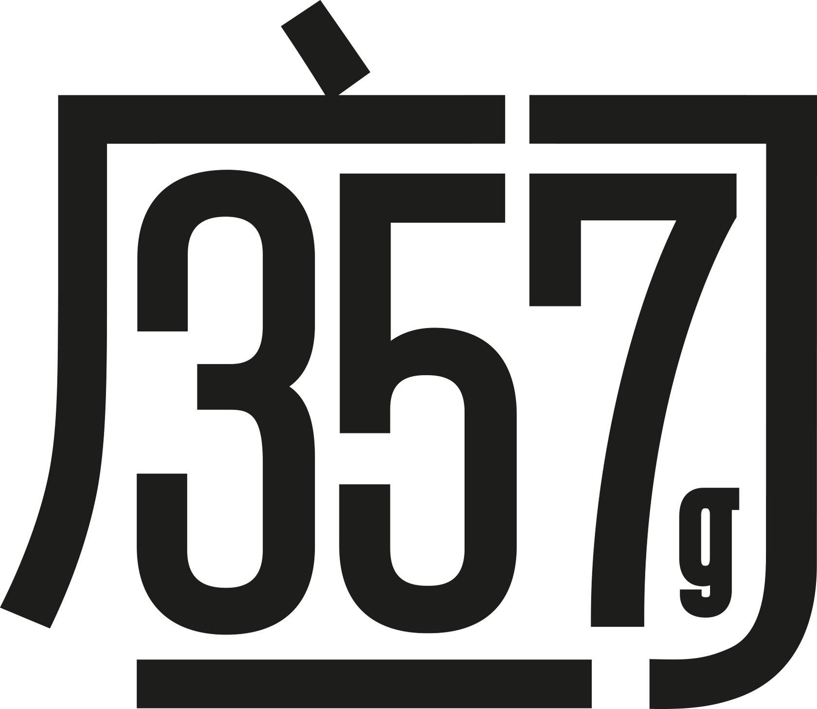 357 грамм