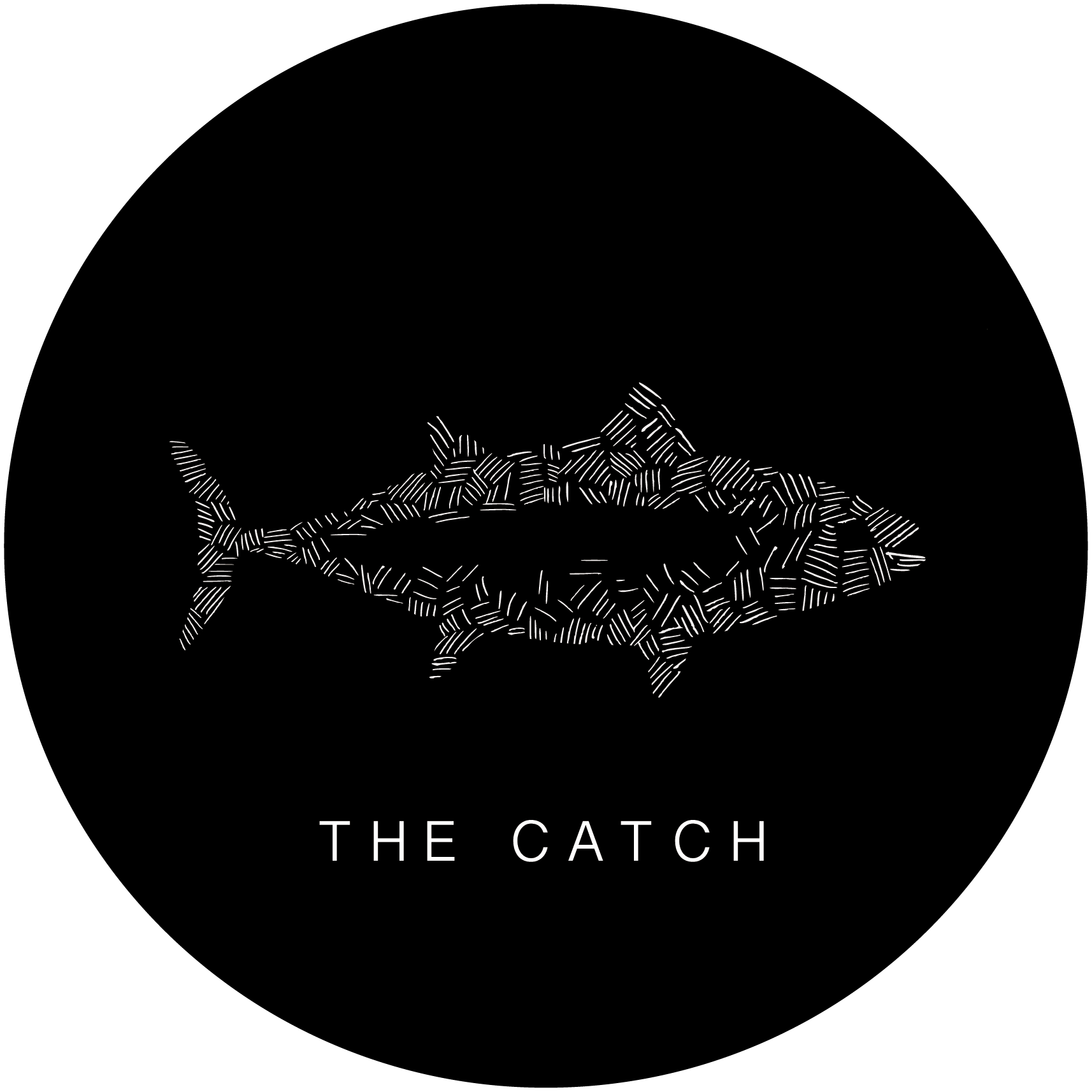 Japanese restaurant The Catch Berlin logo