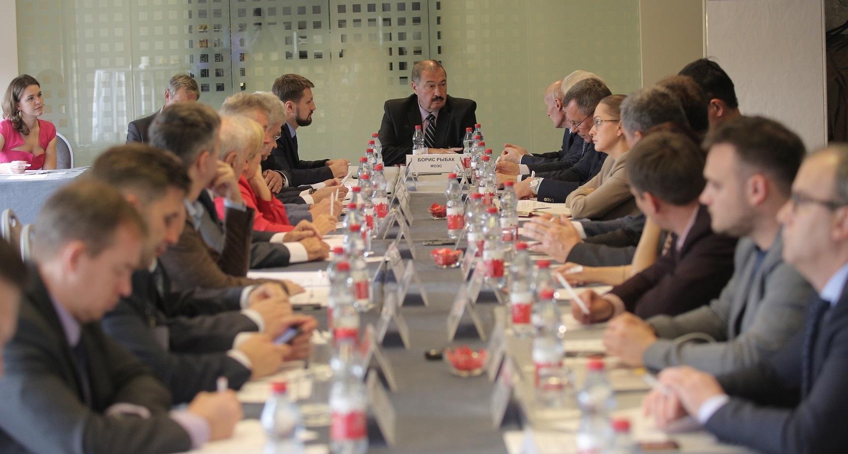 Норайр Оганесович Блудян вошел в состав Межотраслевого экспертного совета, который функционирует с января 2017 года (фото: ATO Events)