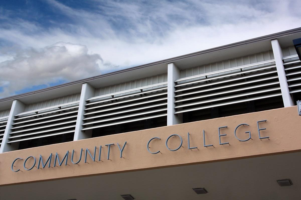 community college в сша