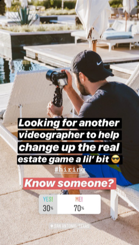 Photographer Hiring