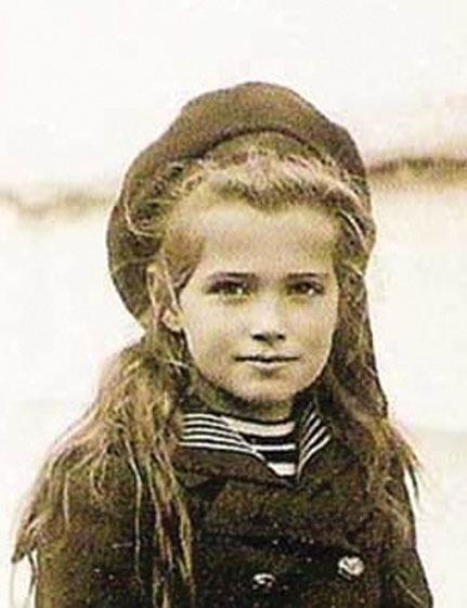 Мария Николаевна Романова