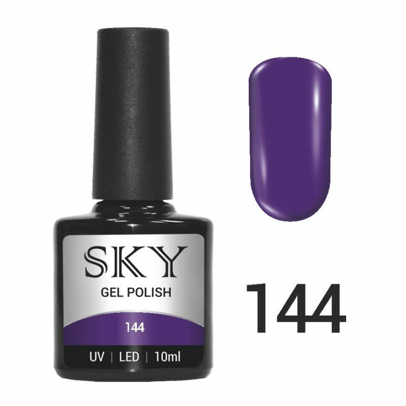 Sky gel №144