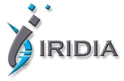 Iridia - synthetic biology company Logo