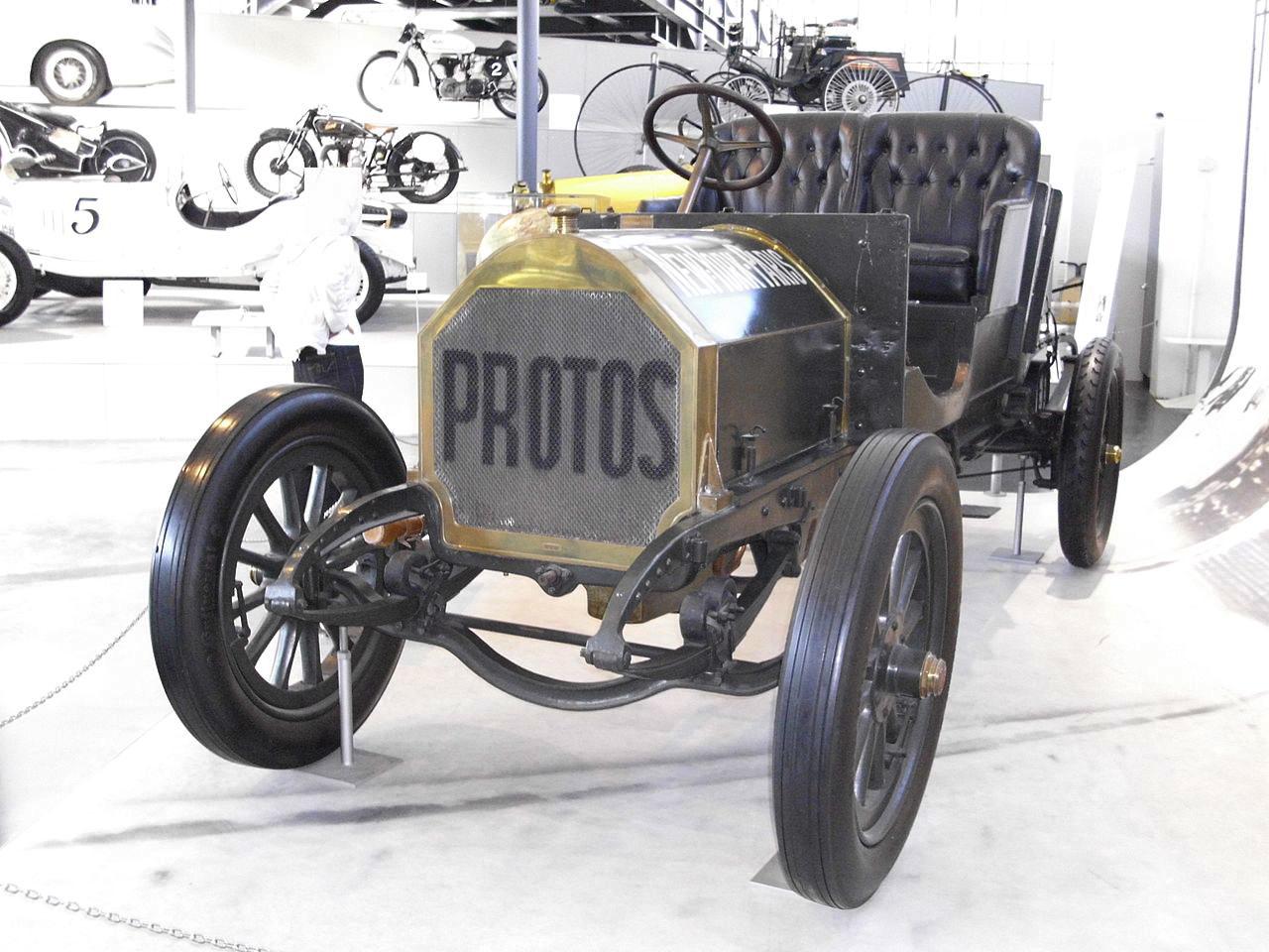 Автогонка Нью-Йорк–Париж, 1908 г.