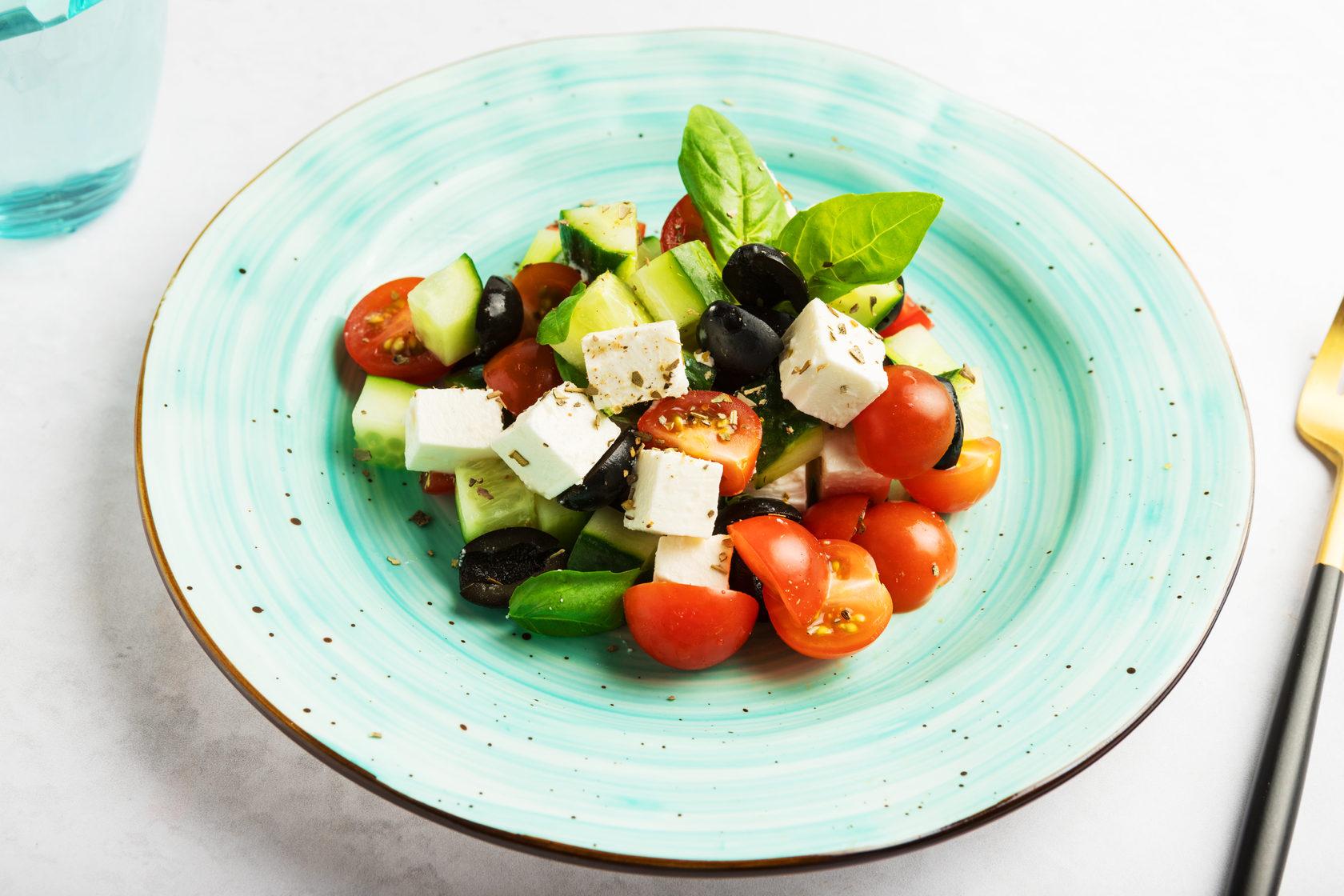 салат греческий рецепты с фото на повар ру молодости алину