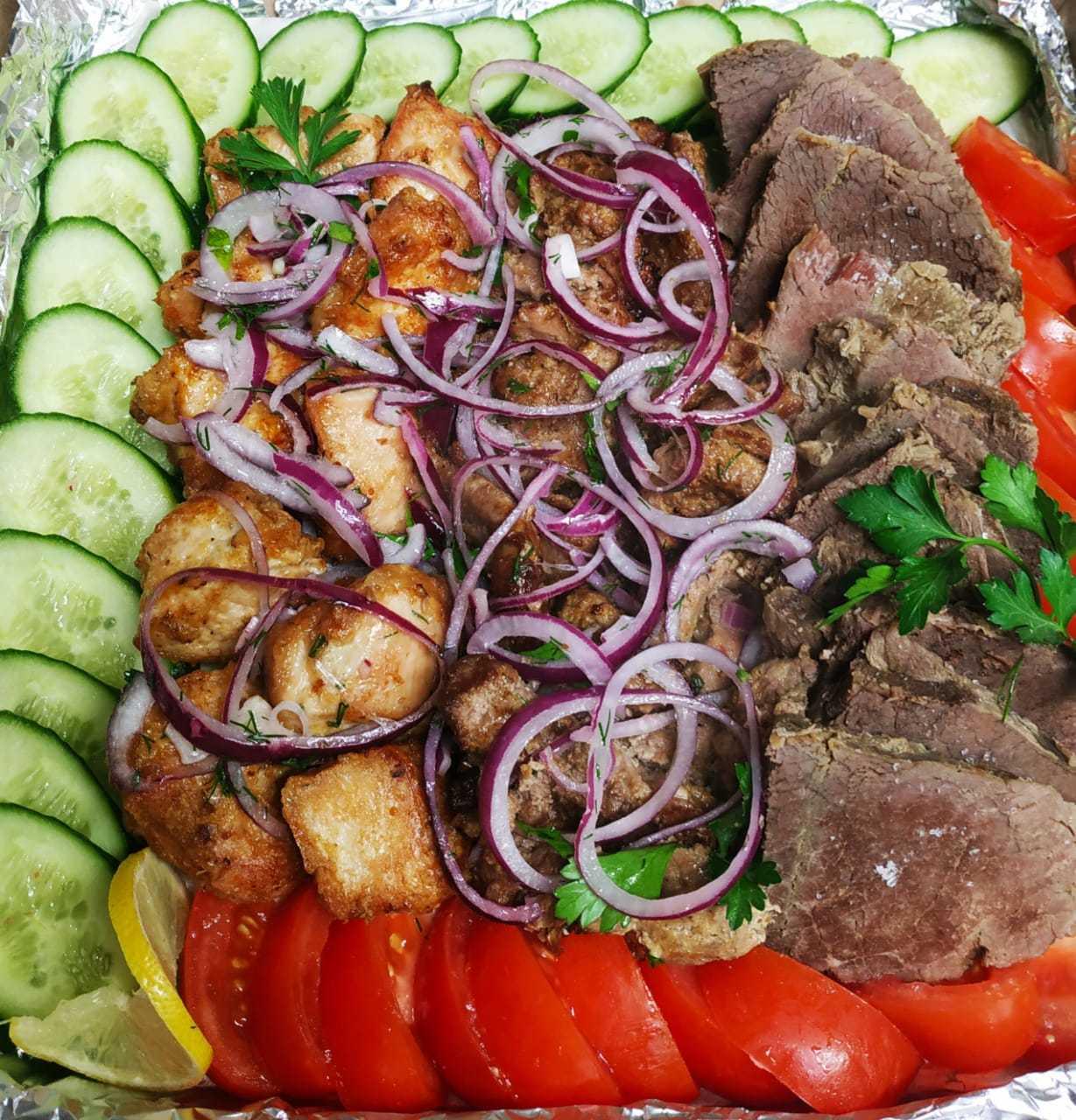 что одна блюда осетинской кухни с фото честно, сильно представляю