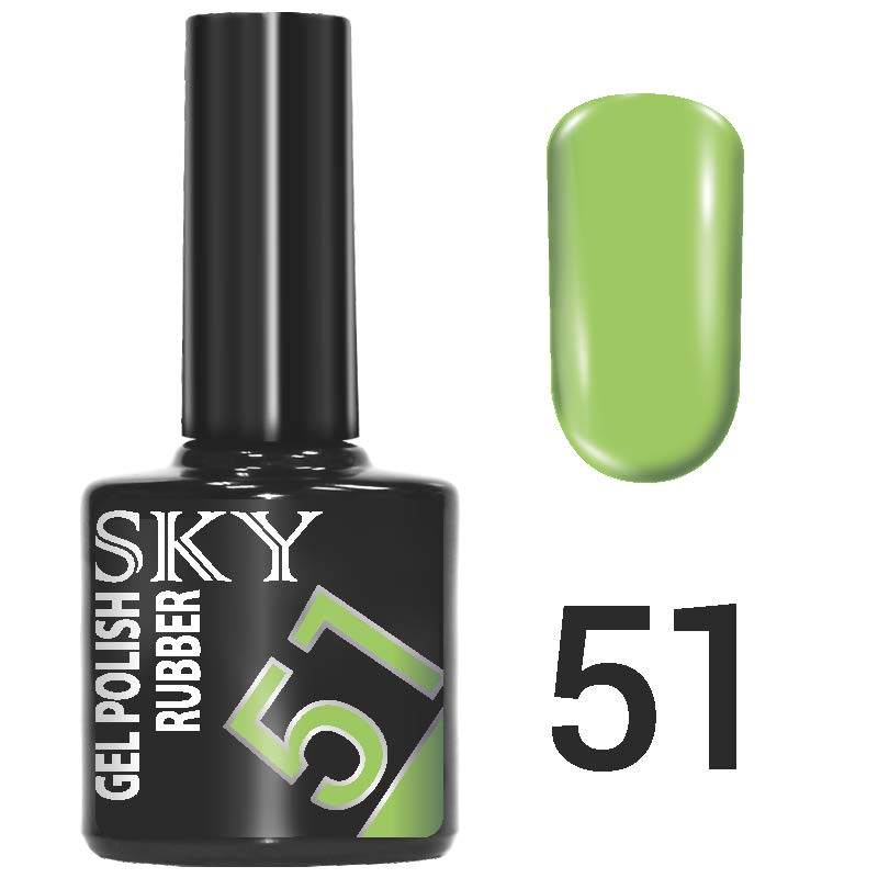 Sky gel №51
