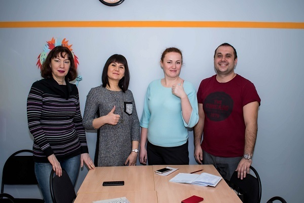 Polyglot Speaking Club
