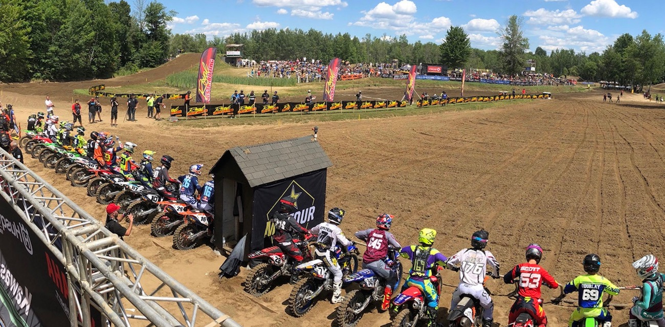 Чемпионат Канады по мотокроссу 2020