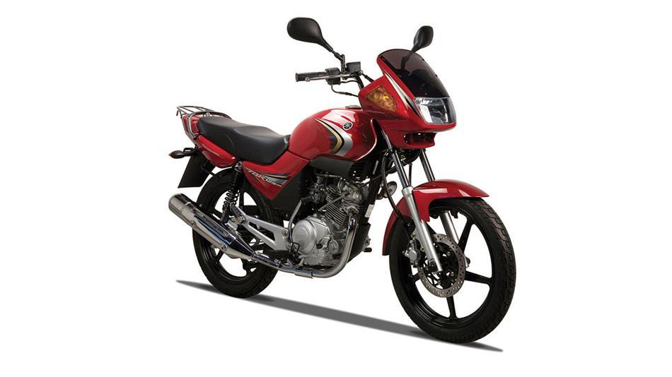 """<div style=""""font-family:'OrchideaPro';"""" data-customstyle=""""yes"""">Yamaha YBR125</div>"""