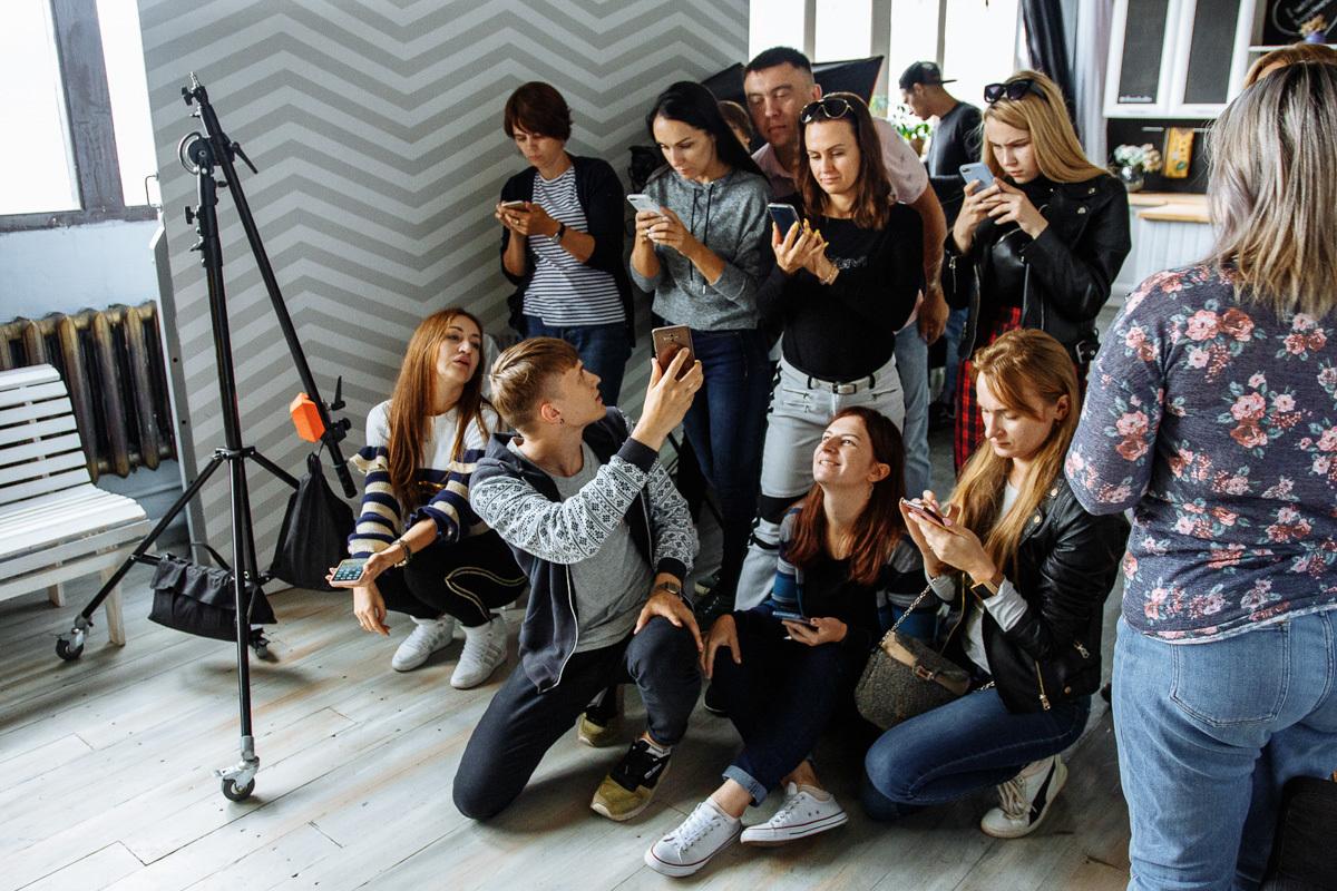 Как фотографировать на телефон профессионально: все о курсах по мобильной фотографии