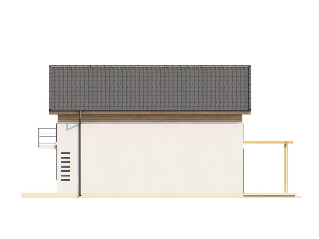 Фасад дома Riven -2
