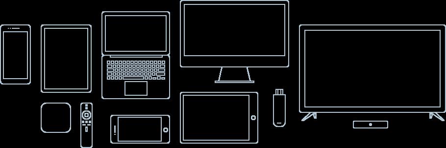 Teleport Media multiplatform