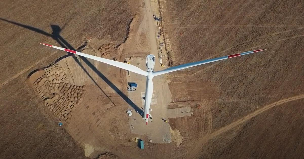 Фонд развития ветроэнергетики выходит из проектов в Калмыкии