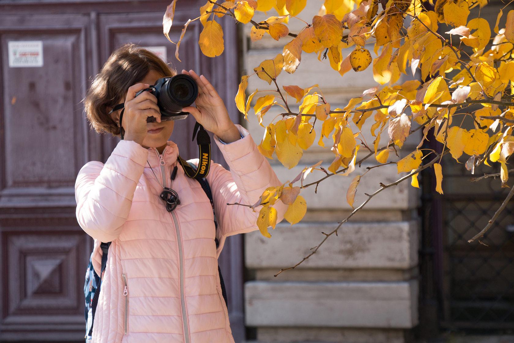 курсы начинающего фотографа в самаре жителей москвы каждый